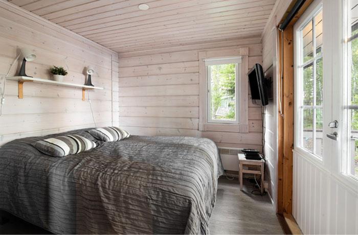Villa Heponiemi - Master bedroom
